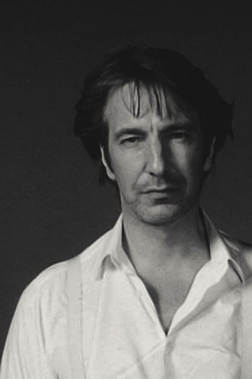 """I think this is from the 1991 movie """"Closet Land"""" ... and of course, this is Alan Rickman."""