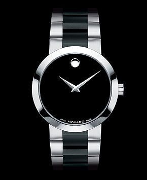 17 best ideas about movado mens watches men s movado watch men s swiss verto stainless steel and black pvd bracelet 40mm 0606373 all