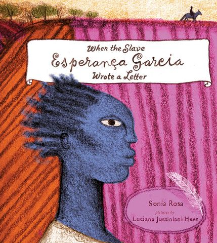 In 1770, the slave Esperança Garcia bravely penned a letter to the governor of Piauí state, in Brazil, describing how she and her children were being mistreated and requesting permission to return to the farm where the rest of her family was living. Beautifully illustrated, this moving picture book provides a very personal look at the tragic history of slavery in the Americas.