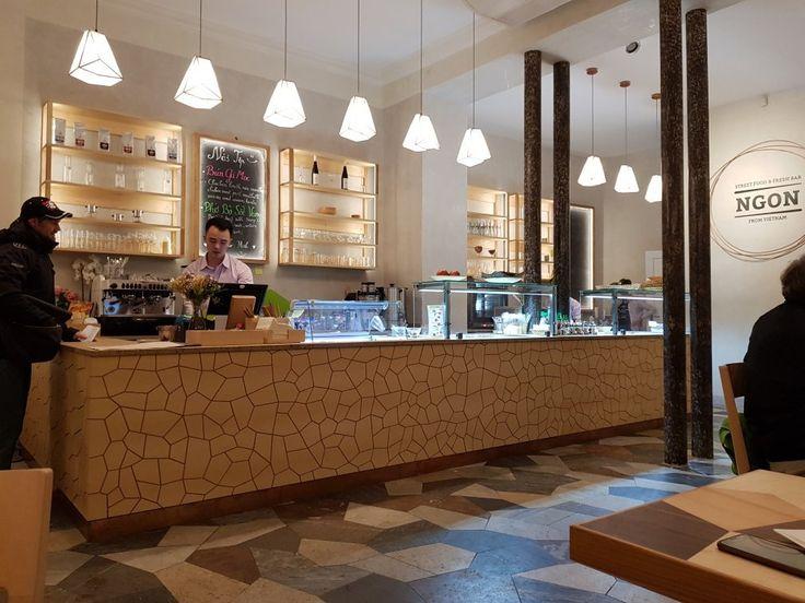 NGON street food & fresh bar, Praha: Přečtěte si objektivní recenzí zařízení NGON street food & fresh bar, které bylo na webu TripAdvisor ohodnocené známkou 5 z 5 a zaujímá 2302 pozicí z 5756 restaurací v Praze.