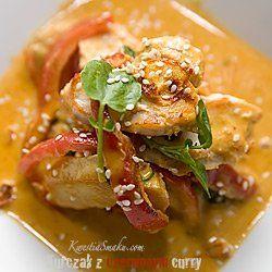 Kurczak curry | Kwestia Smaku