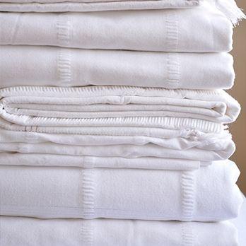 Prachtige bedspreien van linnen