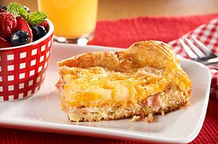 Breakfast Bake recipe. Just tried this last weekend and it was delicious! Family asked when we could have it again. Karen A.