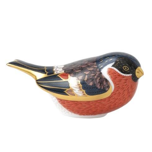 Royal Crown Derby Bullfinch