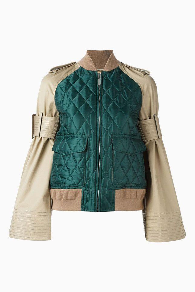 Дутые стеганые куртки — незаменимая вещь надвигающейся осенью   Мода   Выбор VOGUE   VOGUE
