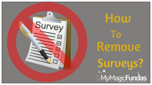 Want survey bypass tools for enchanting browsing experience?