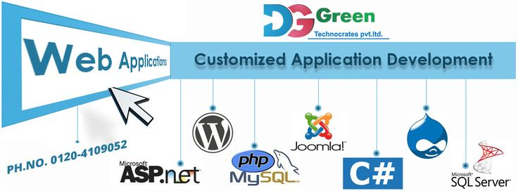 #WebApplicationDevelopment Company In India. For any services call on +91-120-4109052