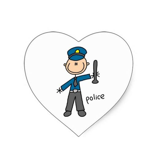 21 best images about Police Stickers For Kids on Pinterest ...  Police