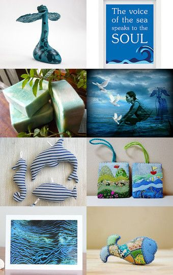 The spirit of the sea by Stuart McWilliam on Etsy--Pinned with TreasuryPin.com