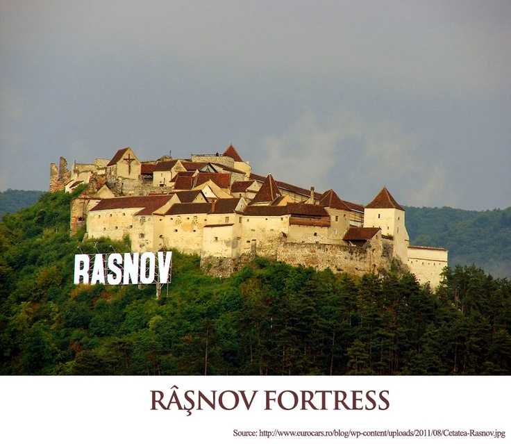 Rasnov Fortress  https://www.facebook.com/FromTransylvaniaWithLove