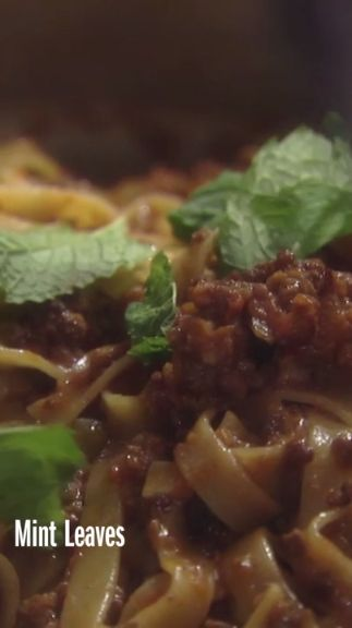 Michael Symon's Lamb Bolognese is perfect for a cozy supper.
