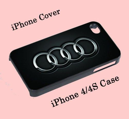 Audi Logo - iPhone 4/4S Case