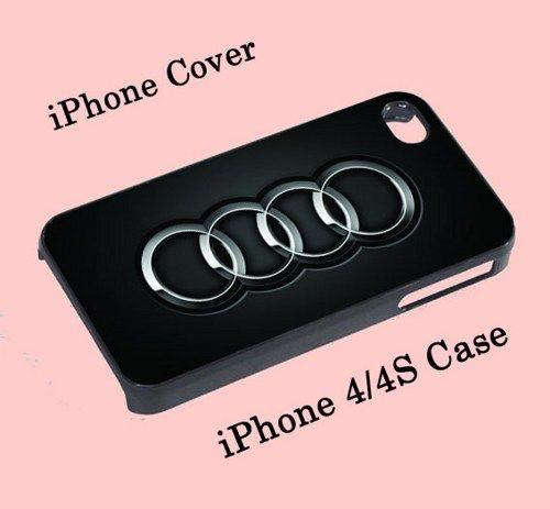 Audi Logo - iPhone 4/4S Case