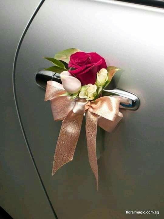 adornar manillas de auto