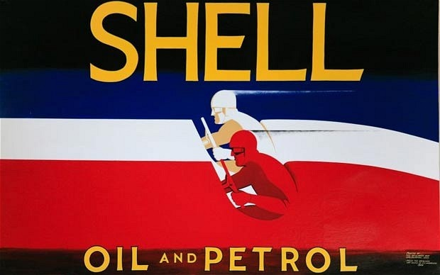 The Royal Dutch Shell Group was created in February 1907