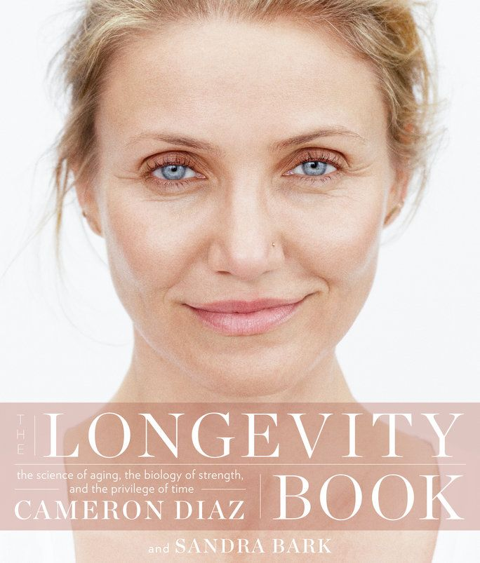 Cameron Diaz is not holding back in her new book.