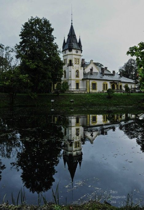 Biesa Palace, Olszanica ~South...: Photo by Photographer Chris Panagiotidis - photo.net