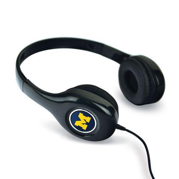 Michigan Wolverines Headphones - Over the Ear