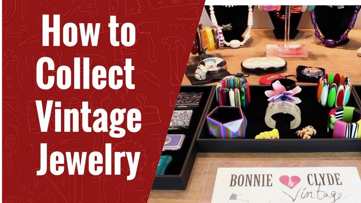 How to Collect Vintage Jewelry
