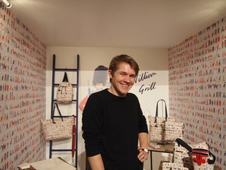 Radley Collector Interview William Grill - Radley Streets Of London