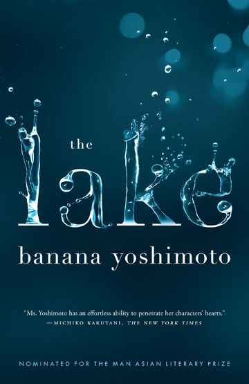The Lake Book Cover, DESIGNER: Christopher King