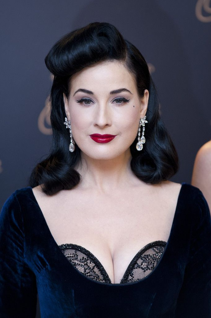 dita von teese photos photos dita von teese launches her new lingerie range at debenhams dita. Black Bedroom Furniture Sets. Home Design Ideas