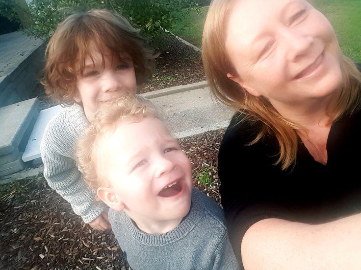Mum,Cillian,Lorcan