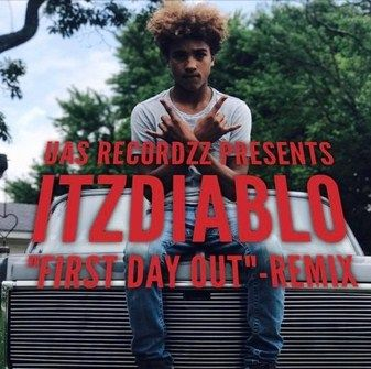 """""""first day out"""" – The Latest Hip hop Track by Itzdiablo."""
