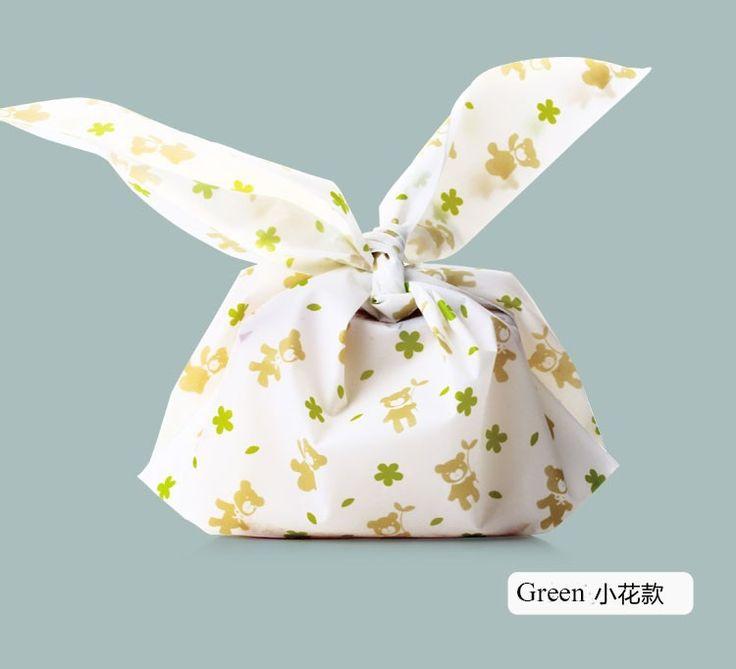 Bolso del regalo para el regalo embalaje conejos de envases de plástico bolsa soporte para la torta panadería galletas empaquetado del pastel de bolsas de bolsas de alimentos en de en AliExpress.com   Alibaba Group