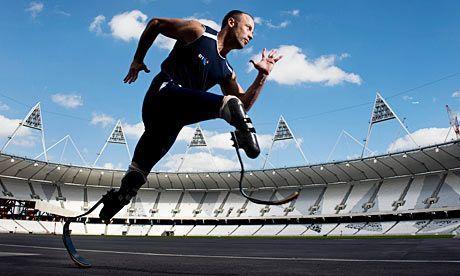 Incredible.....Oscar Pistorius