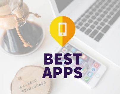 """Check out new work on my @Behance portfolio: """"Best Apps"""" http://be.net/gallery/31917079/Best-Apps"""