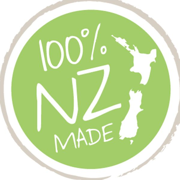 Green Made in New Zealand Logo