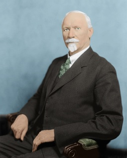 Jan Smuts, last Prime Minister of South Africa before the apartheid era.