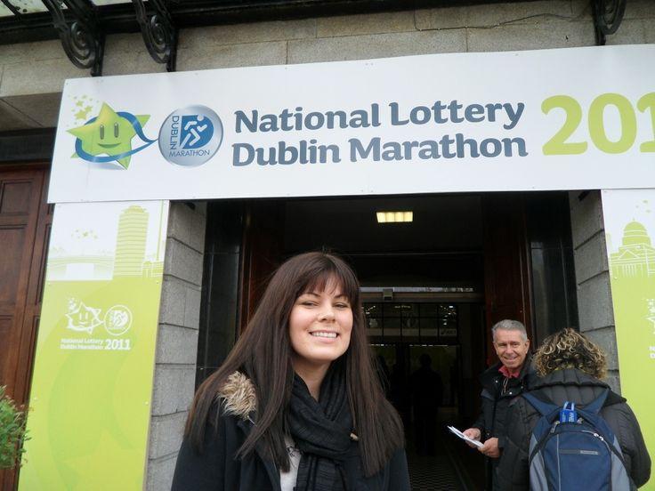Dublin Marathon 2011 Race Recap from @jessicaontherun