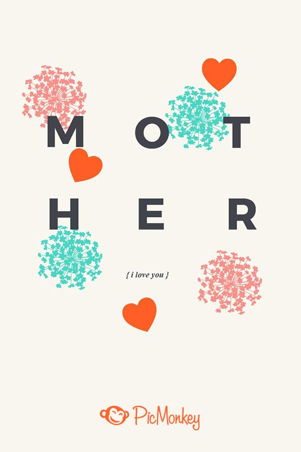 69 best Happy Motheru0027s Day images on Pinterest Motheru0027s day - mothers day card template