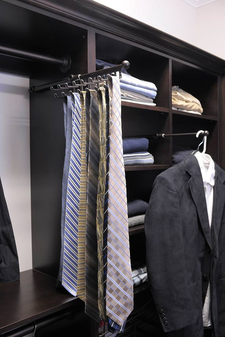 Nice 97 Best Tie Storage Ideas Images On Pinterest | Organization Ideas, Ties  And Organizing Ideas