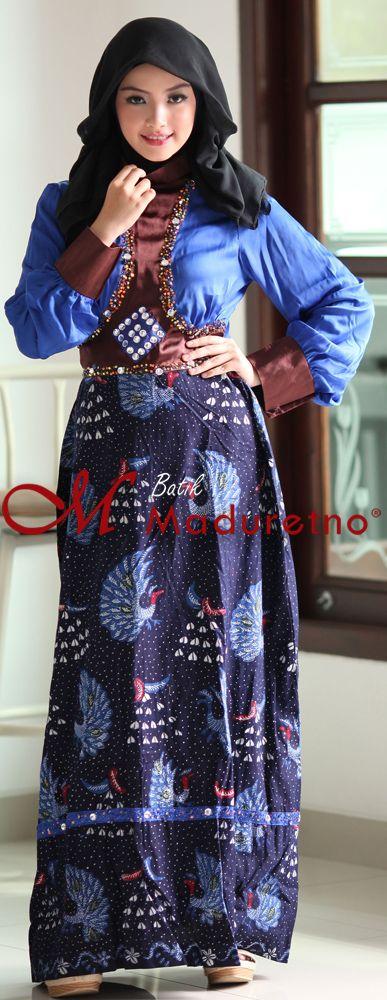 Fashion Abaya fron batikmaduretno.com