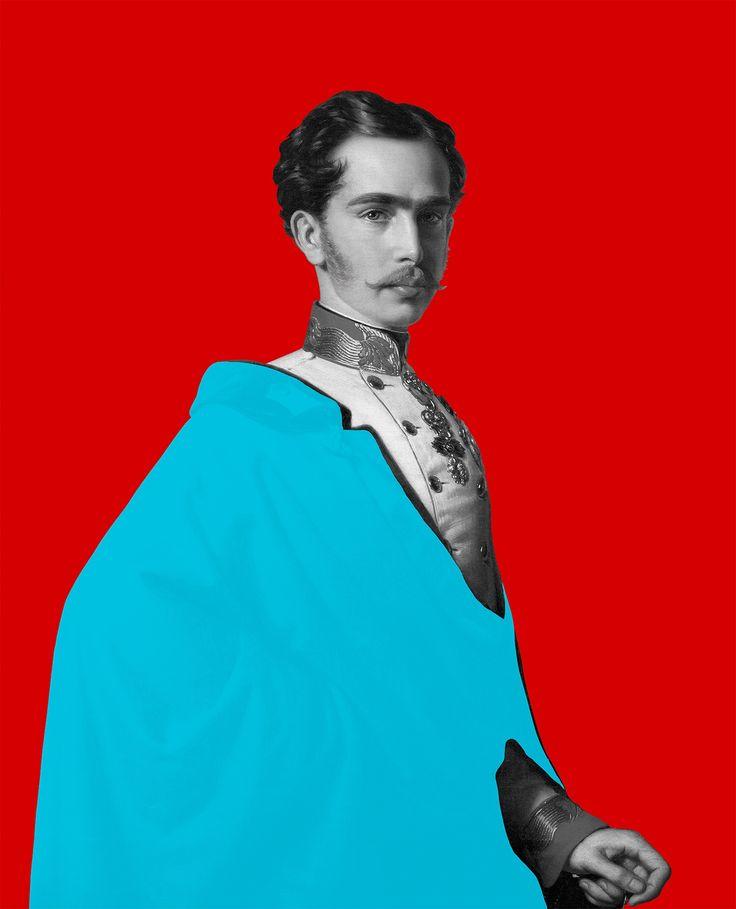 A Little Gentleman of Nothing  #magnusgjoen #art #arte #contemporary