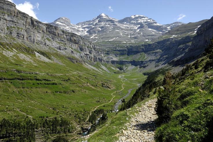 Parque nacional de Ordesa e Monte Perdido, Espanha/Spain