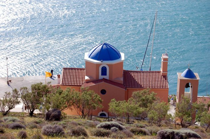 Korissia, Kea. The Church #south_aegean