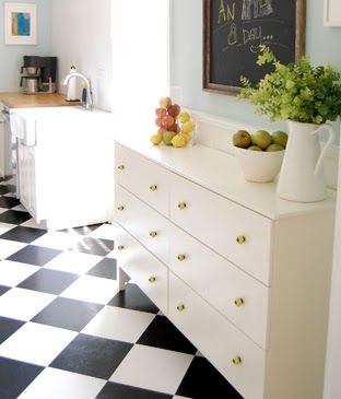 ikea hack inspiration tarva dresser with white paint gold hardware diy decor pinterest. Black Bedroom Furniture Sets. Home Design Ideas