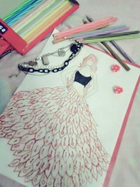 #keyprint#peachmaroonclass#blacktop#flawless#sexy#westrional#preety#rtw#mah#desighn#mah#sOuL :* :* :*