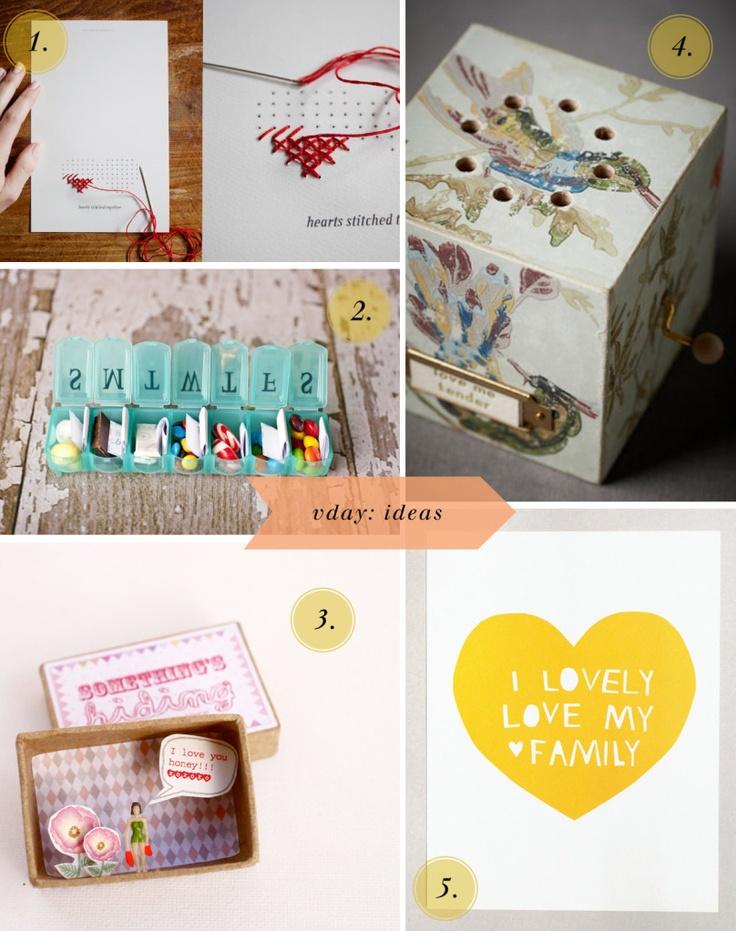 Valentines Day Ideas Via Oh Hello Friend Creative