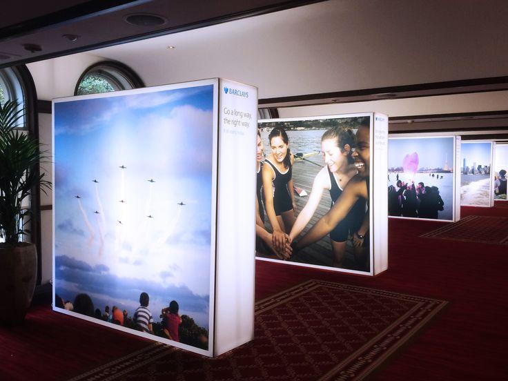 #PictureCube #ExhibitionStands #PortableDisplays