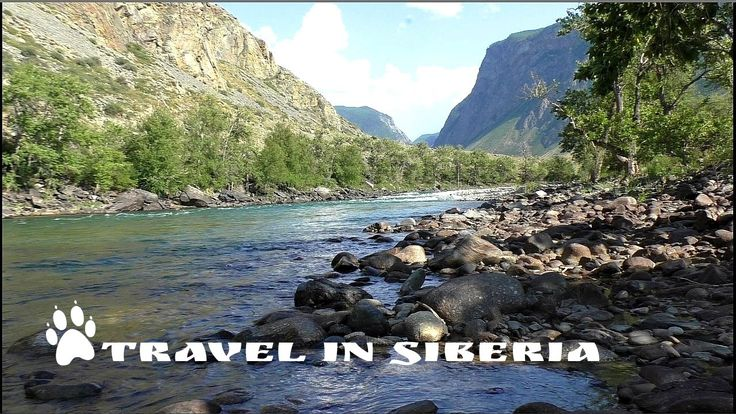 Travel in Siberia: Altai mountains one day in Chulyshman valley...