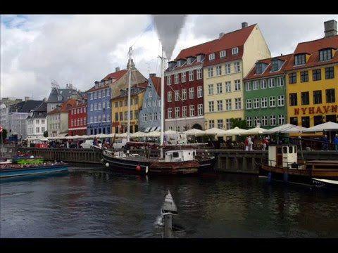 Fotos de: Dinamarca - Copenhague - Canal y Puerto