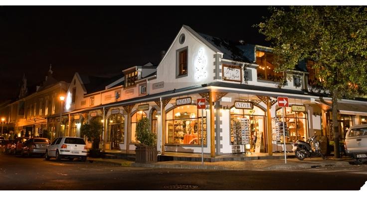 Wijnhuis - Stellenbosch