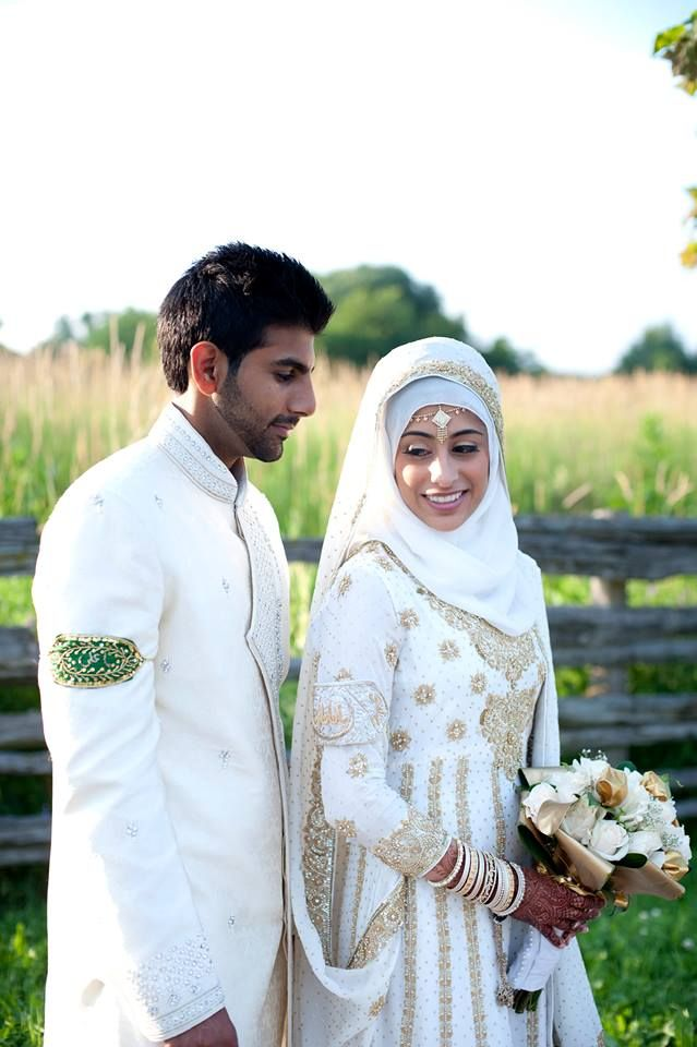 Oh my Allah, this is soo adorable!!! #Perfect Muslim Wedding
