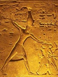 Image result for giant skeleton found in Egypt