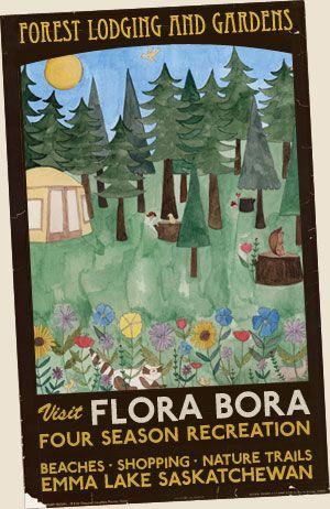 Flora Bora